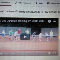 Dieses Video vom 23. Juni 2017 gibt's bei youtube.