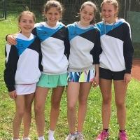 Die 3. U15 Mädchen am 21.05.2017