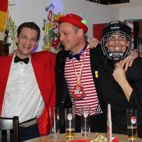 AZP 2017: Frank, Claus und Steffi