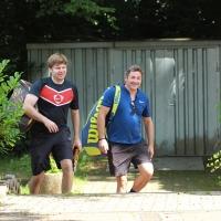 Sven und Andreas
