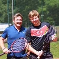 Andreas und Sven