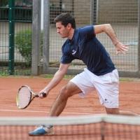 Niklas im Herren-Halbfinale