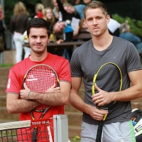 Herren Finale: Niklas und Thomas