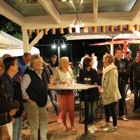Siegerehrung beim Sommernachtsfest am 2. September