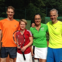 Michael, Stephanie, Heike und Ulf