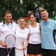 Sascha, Karin, Claudia und Michael