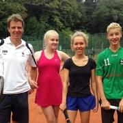 Udo, Annika, Nathalie und Paul