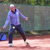 Cheftrainer Markus auf Platz 5 mit ...