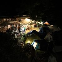 So ging der Campsdonnerstag zu Ende.