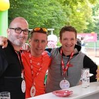 Christoph, Sven und Frank noch in der Quali