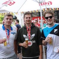 Lennart, Leon und Luca