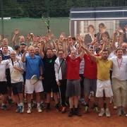 Am Ende des Turniers freuten sich alle schon wieder aufs nächste Jahr.