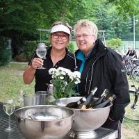 Lisa und Birgit