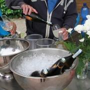 Am Samstag, 17. Juni um 12h begann der Hugo-Cup an der Theke.