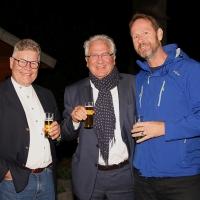 SNF 2017: Ossi, Christoph und Peter