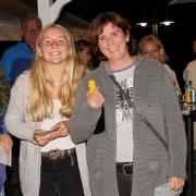 Damen-Doppel-Clubmeisterinnen Carlotta und Cäthe