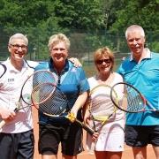 Ingo, Birgit, Rosi und Walter