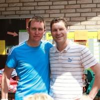 Gewinner Sven und Finalist Christian