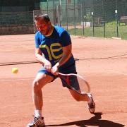 Ralf im Halbfinale