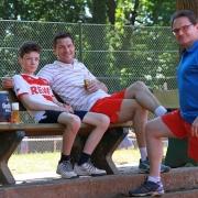 Finn, Christian und Jörg