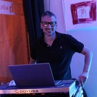 DJ Guido übernahm . . .