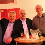 Ralph, Peter, Heinz, Pieter und Ralf