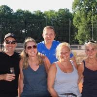 Michael, Tine, Klaus, Birgit und Silke.