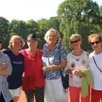 Andrea, Eta, Monika, Birgit, Gerda und Jutta.