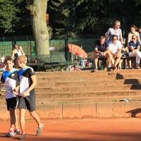 Am Ende hieß es 3:3. Aufstieg als Gruppenerster in die Bezirksliga.