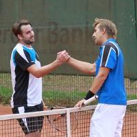 Matthias gewann gegen Christian