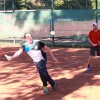 . . . Florian und Jakob im 2. HeDo-Halbfinale