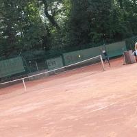 U12 Finale zwischen Marie und Lotta