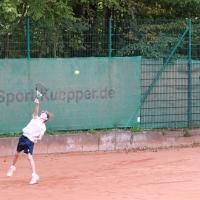 16.09.2018: Lennard im U12-Finale gegen . . .