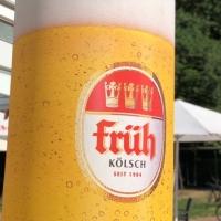 14. Juli 2018. Diesmal kein früh Kölsch Cup, sondern früh Kölsch Treff.