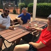 Ralf, Jürg und Andreas
