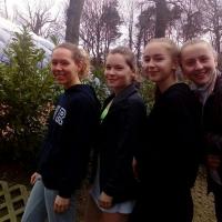 1. Juniorinnen am 11.03.2018: Aufstieg in die 1. V