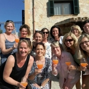 Damen 40/2 am 20.04.2018 auf Mallorca