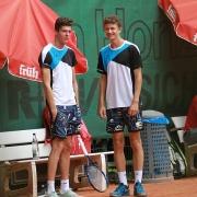 Junioren: Jan und Nick am 16. Juni gegen RW Köln 2