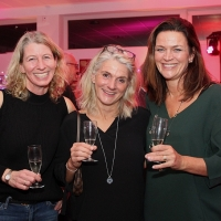 Katja, Silke und Susanne
