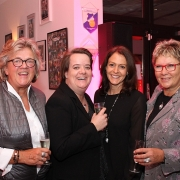 Birgit, Andrea, Steffi und Lisa.