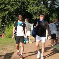 Matthias und Sven