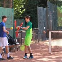 Christian gewann das Spiel um Platz 3 gegen Tom.