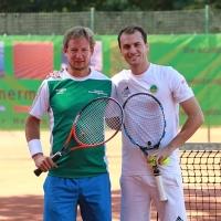 Finale mit Florian und Fabio . . .