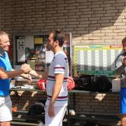 Fabio holte sich den Herren-Titel.
