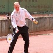 Trainer Thomas
