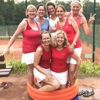 1. Saisonsieg der Damen 40/2 (2. V) am 30.06.2019