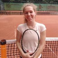 U18-Kreismeisterin Nathalie
