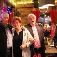 Walter, Elke, Heinz und Peter