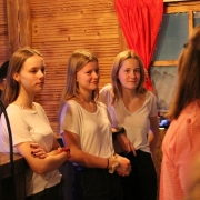 Franca, Nele und Ruth