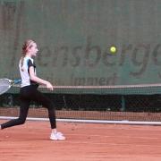 . . . im U15-Halbfinale gegen Marie